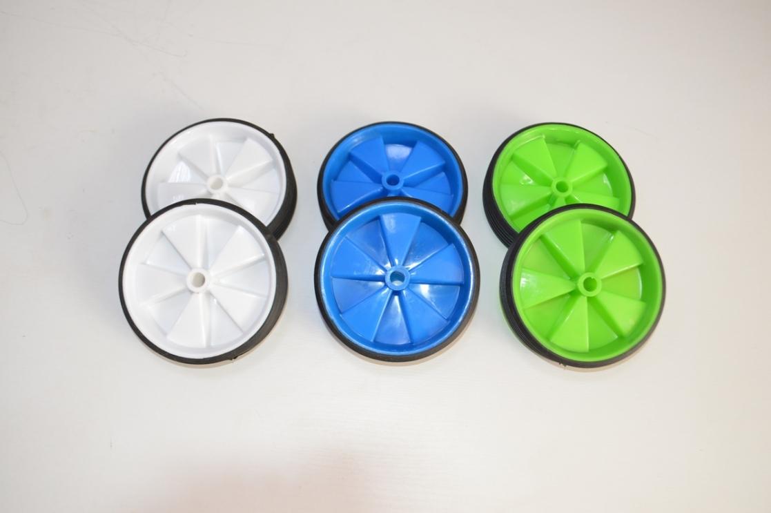 Доп. колеса пласт.без стоичек размер 110 3243044-80