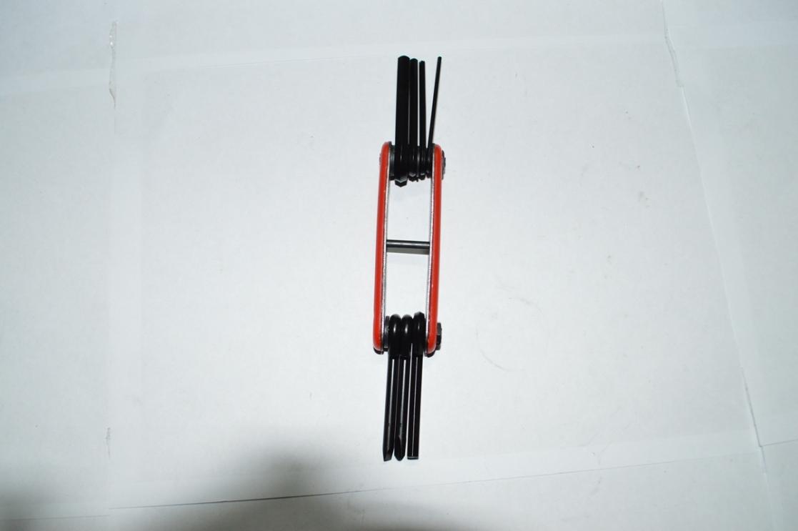 Шестигранник Kenli 7 в 1 KL-9804, код 40244